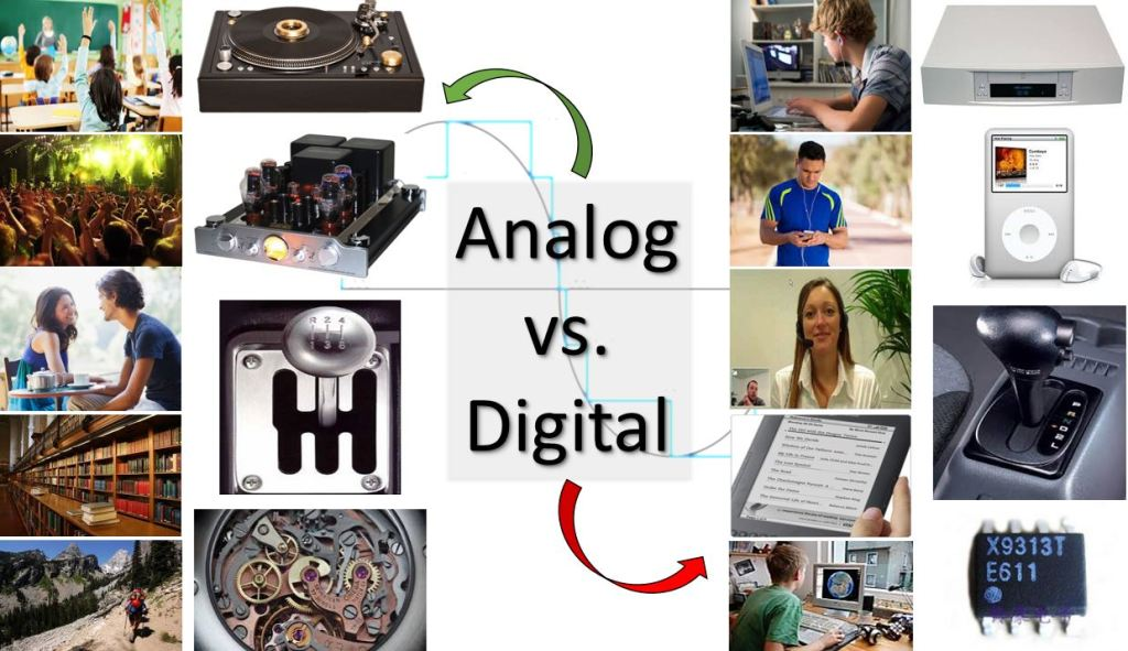 analog vs digital If you are looking to install a security surveillance system in your home or business, one of the decisions you have to make is whether to go with an ip, also known as digital, or analog camera.