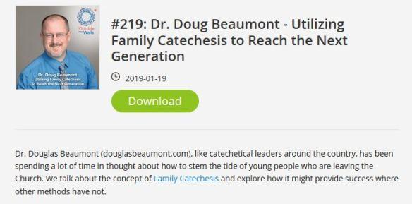 Catechesis Douglas Beaumont